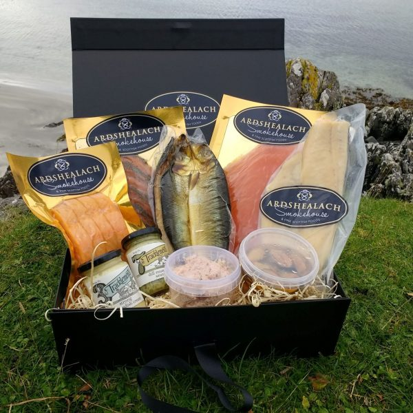 Ardshealach Smoked Fish Hamper