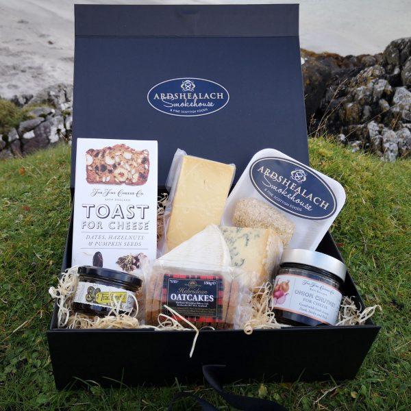 Ardshealach Luxury Cheese Hamper