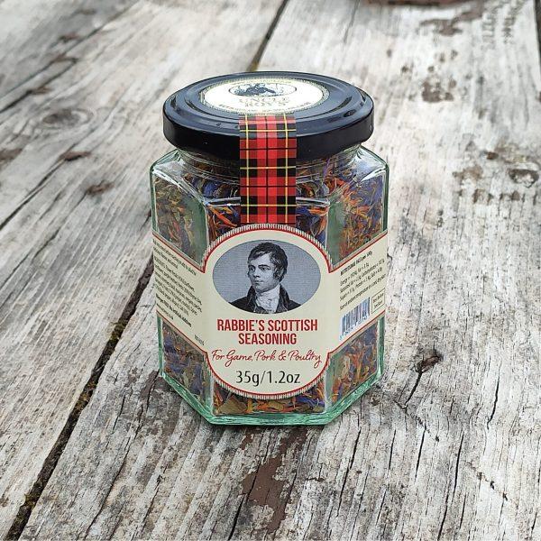 Scottish Seasoning