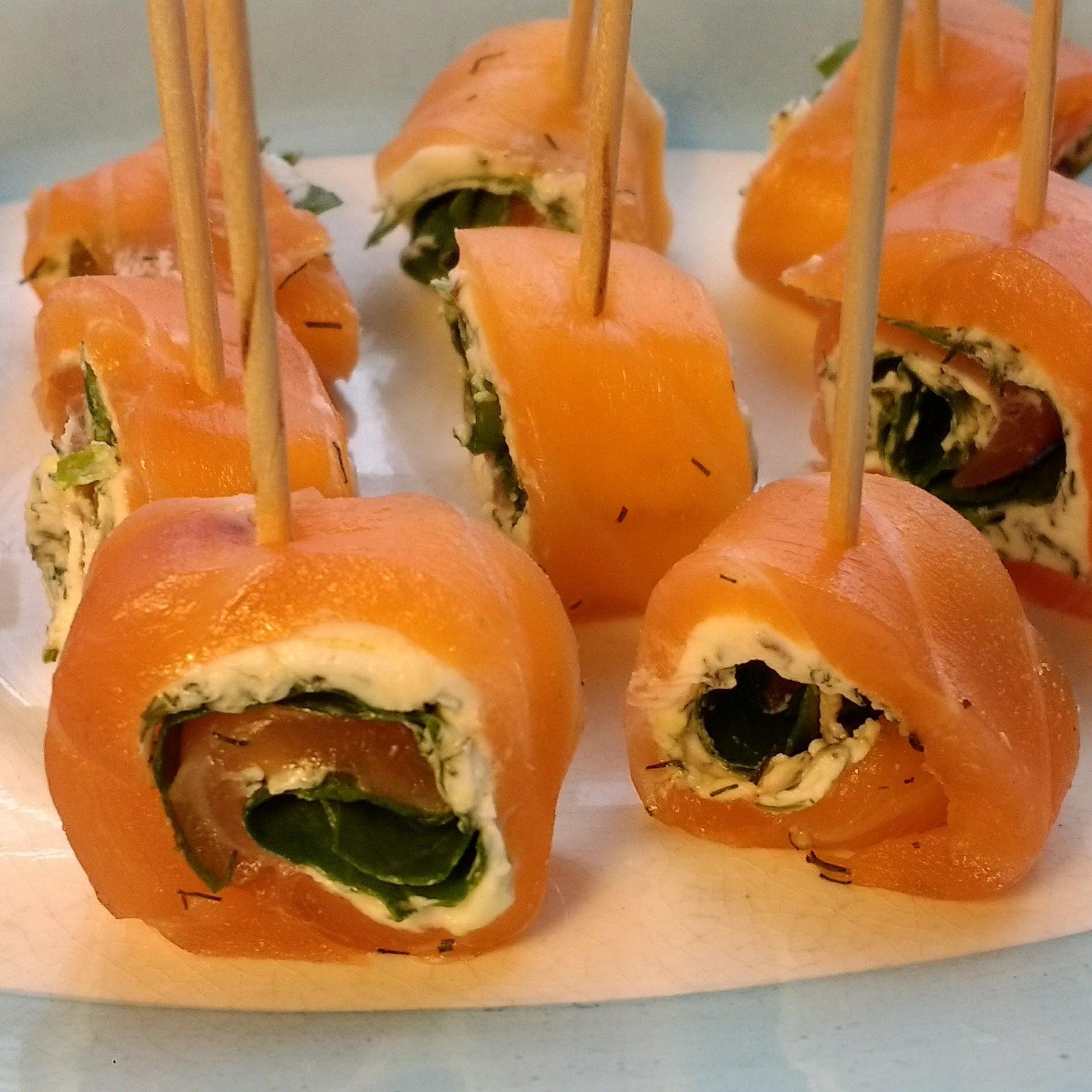 Ardshealach Smoked Salmon Swirls